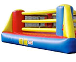 Bouncy Boxing Inflatable Ring