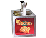 Nacho Machines - Pump. Cheese warmer and dispenser.