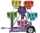 Rental World Rides - Ferris Wheel