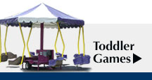Children's Party Center Toddler Games, Rides