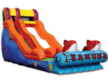 18ft Big Kahuna Wet or Dry Slide