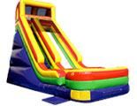 The Commander 24ft Super Dry Slide