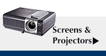 Screen and Projectors