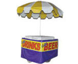 Custom Portable Beverage Cart 0080-0365
