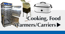 Cooking, Food carriers/Warmers