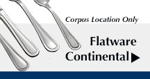 Flatware Continental Pattern