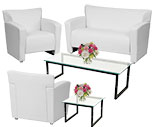 White Leather Furniture