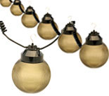 String Lights Bronze 10 coiled 50ft - 0095-2065