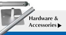 Pipe & Drape Hardware Accessories