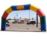Inflatable Arch 0140-0600
