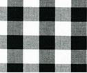 Black and White Check 0085-1535
