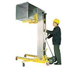 24Ft Material Lift