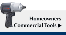 Homeowners Commercial Tools