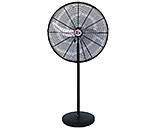 Oscillating Pedestal Fan 0055-0081 and 0080 is stationary