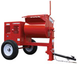 Gas Mortar Mixer 6-9 Cu Ft.