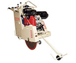 "20"" Self-Propelled Gas Concrete Saw"