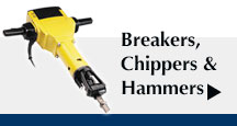 Electric Pneumatic breakers, chippers, hammpers