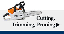 Cutting Trimming and Pruning