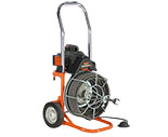 50ft-75ft Electric Sewer Auger 0075-0605