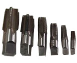 Different Sizes of Pipe Taps 0075-0458