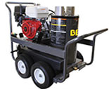 Hot Water Pressure Washer 0020-0710