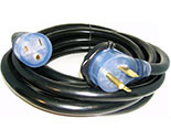 6 Gage Welder Extension Cord 30' and 85'
