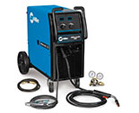 Mig Wire Feed Welder (steel or Aluminum) Miller 252