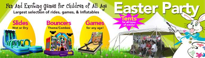 Fun and exciting games for children of all age for your Easter Celebration!
