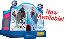 Disney Frozen Bouncer